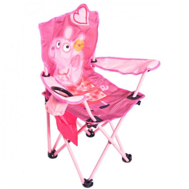 Кресло раскладное Паук XS HLV MH-3085 38х38х60 см свинка Пеппа