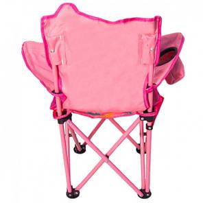 Кресло раскладное Паук XS HLV MH-3085 38х38х60 см свинка Пеппа, фото 2