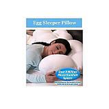 Анатомическая подушка для сна Egg Sleeper, фото 6