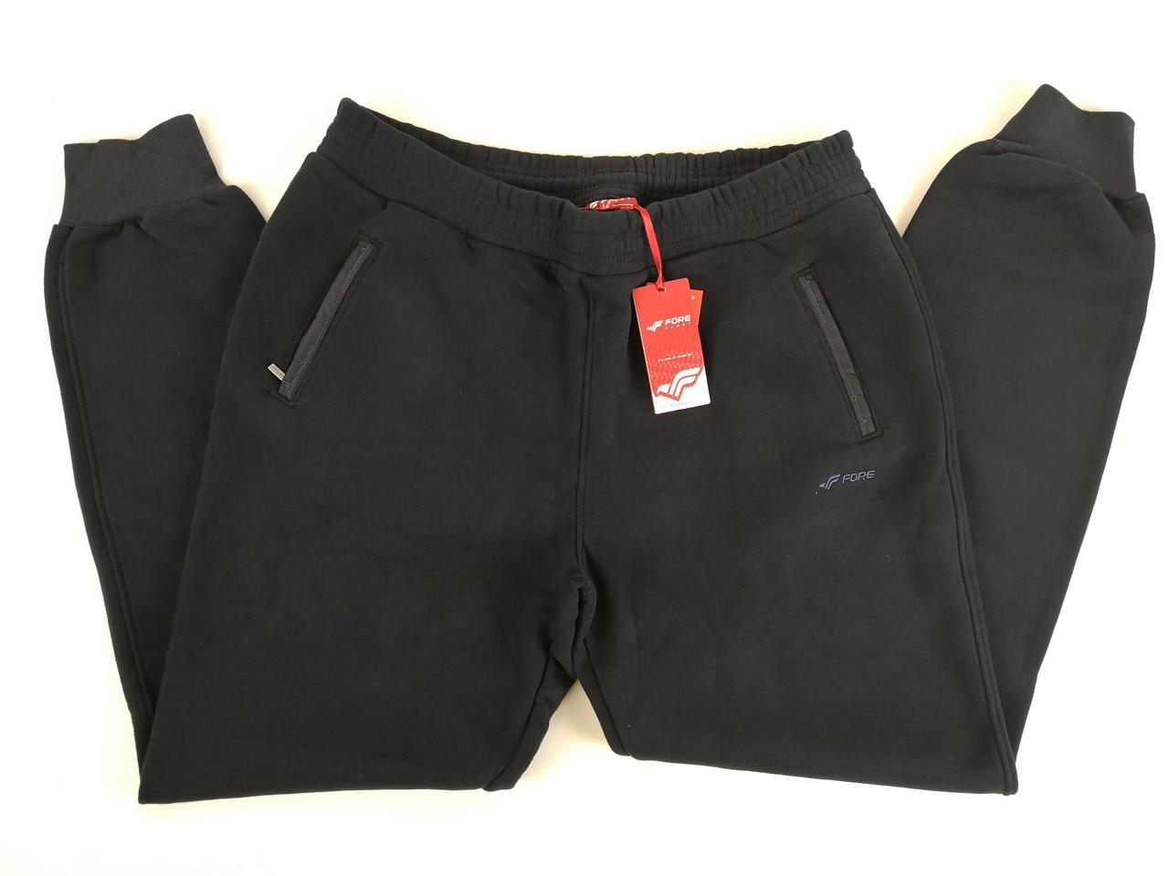 Тёплые мужские штаны  большого размера
