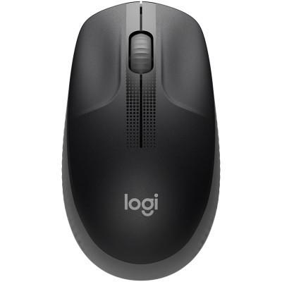 Мышь Logitech M190 Wireless Charcoal (910-005905)
