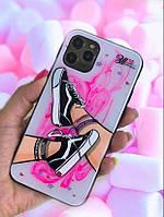 Чехол для iPhone 12 Pro Girls UV