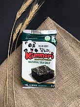 Чіпси норі снек KimNori класичні солоні 4,5 г (Корея) / чипсы нори класические соленые Корея