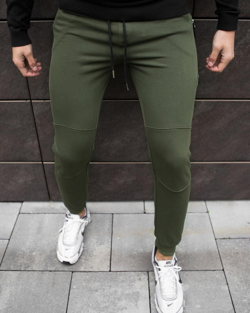 Мужские штаны Kobra 11 Pobedov (хаки)