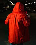 Куртка Prada с синтепоном (унисекс), осенняя куртка прадо, осіння куртка Prada, весенняя куртка прада парка, фото 3
