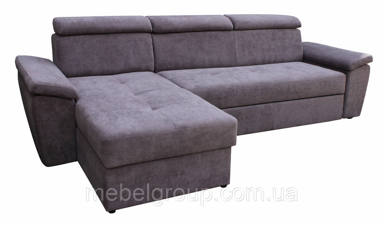 Угловой диван Поло раскладной 282*160