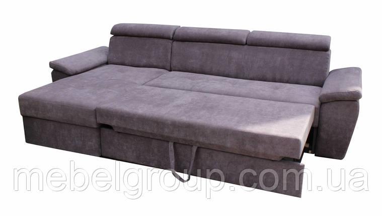 Угловой диван Поло раскладной 282*160, фото 2
