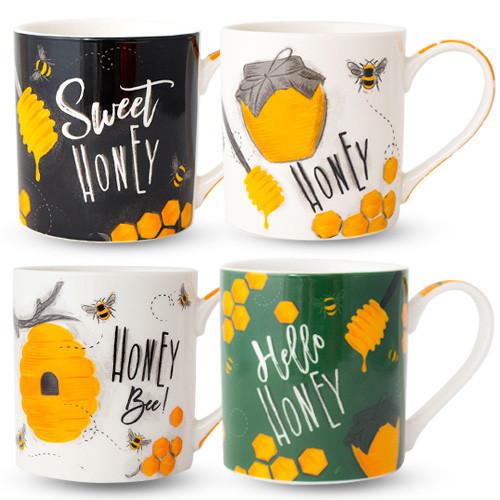 Кружка 400 мл Honey SNT 4160-41
