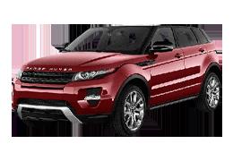 Дефлекторы на боковые стекла (Ветровики) для Land Rover (Лэнд Ровер) Range Rover Evoque `11-19