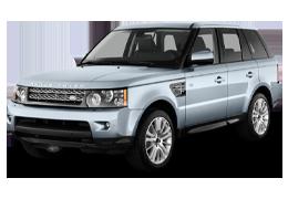 Дефлекторы на боковые стекла (Ветровики) для Land Rover (Лэнд Ровер) Range Rover Sport 1 05-12