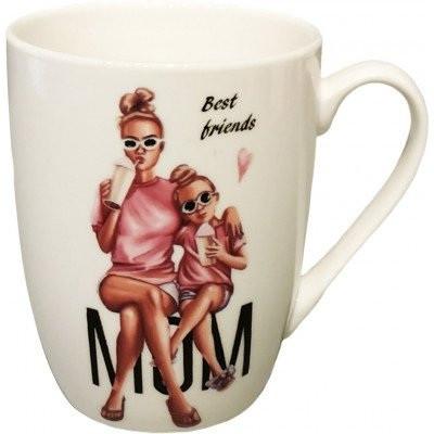 Кружка Milika Family Look Mom M0520-NBM400-07 400 мл