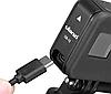 Крышка для GoPro HERO8 Black  с отверстием для кабеля Ulanzi G8-10, фото 3