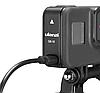 Крышка для GoPro HERO8 Black  с отверстием для кабеля Ulanzi G8-10, фото 2