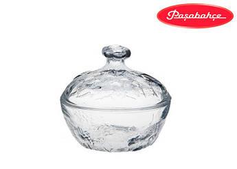 Стеклянная сахарница Pasabahce Picnic 130мм