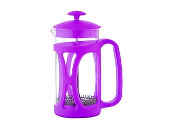 Фіолетовий френч-прес Con Brio 600мл