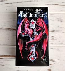 Готична Таро Анни Стокса Anne Stokes Gothic Tarot