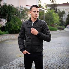 Мужская куртка Povezlo Pobedov (черная)