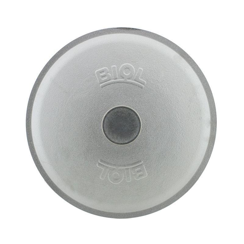 Крышка алюминиевая Биол KP450 45 см