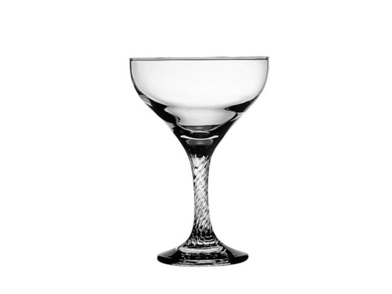 Широкий келих для шампанського Pasabahce Tvist 305мл шт