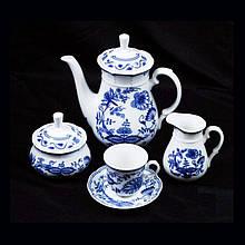 Набор кофейный 17 предметов Natalie Thun 7046000-17-6