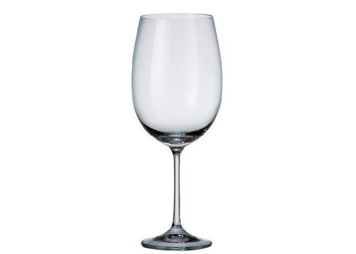 Бокалы для вина Bohemia Barbara Milvus 640 мл 6 шт Богемия Барбара Милвус