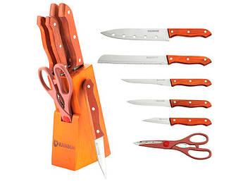 Набор ножей Maestro Rainbow 7пр