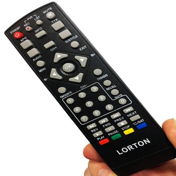 Пульт для тюнера LORTON S2-33 HD S2-55 HD