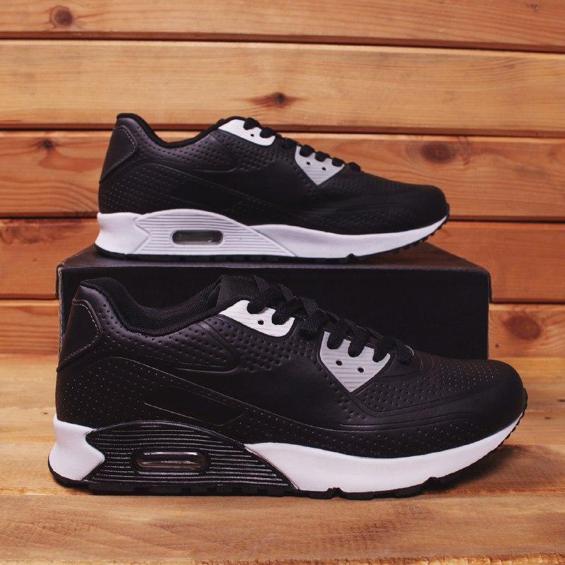 Мужские кроссовки Барс 90 Pobedov (черные)