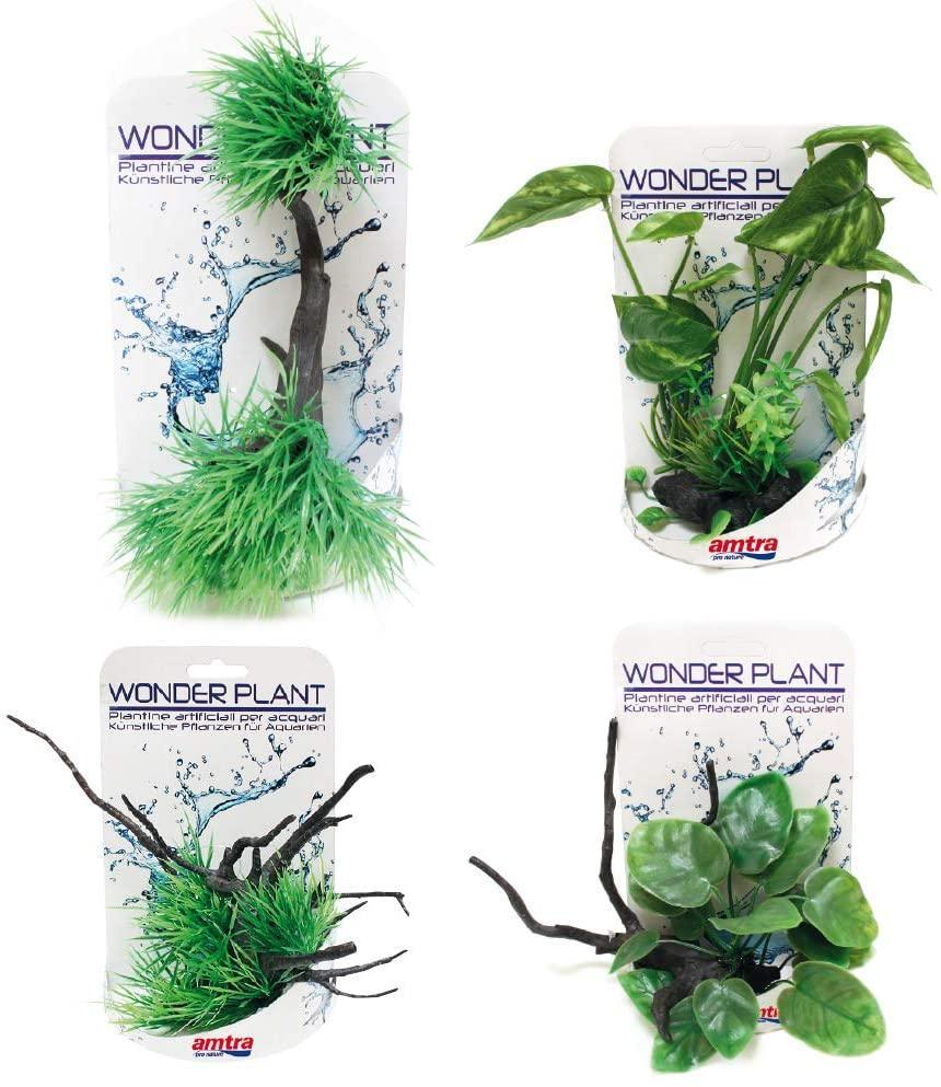 Растение в аквариум 20-25 см Croci Maravilla Serie Planta искусственное (в ассортименте)