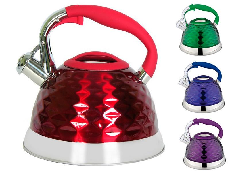 Чайник для плиты RAINSTAHL 2.7л