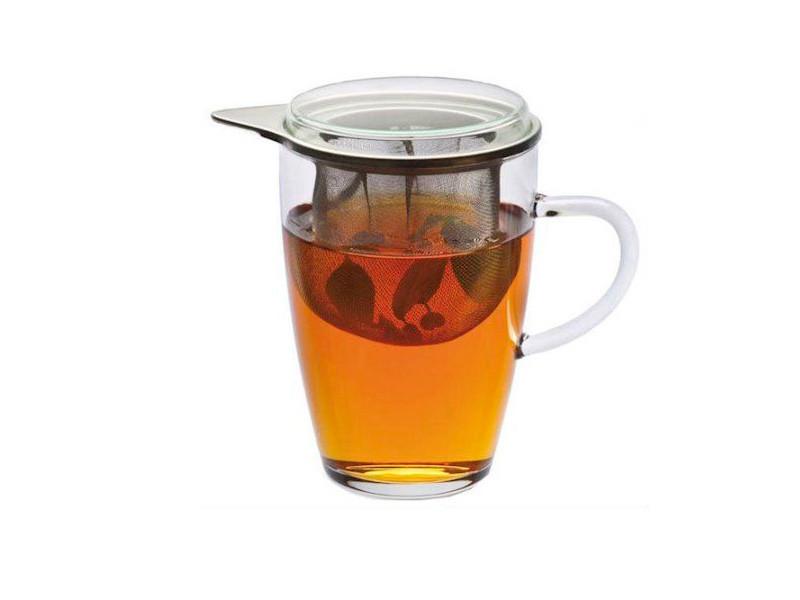 Стеклянная заварочная чашка Simax Tea for one 350мл