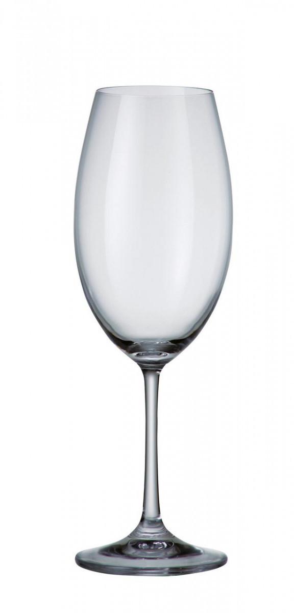 Набір келихів для вина 510 мл 6 шт Barbara Milvus Bohemia 1SD22/510