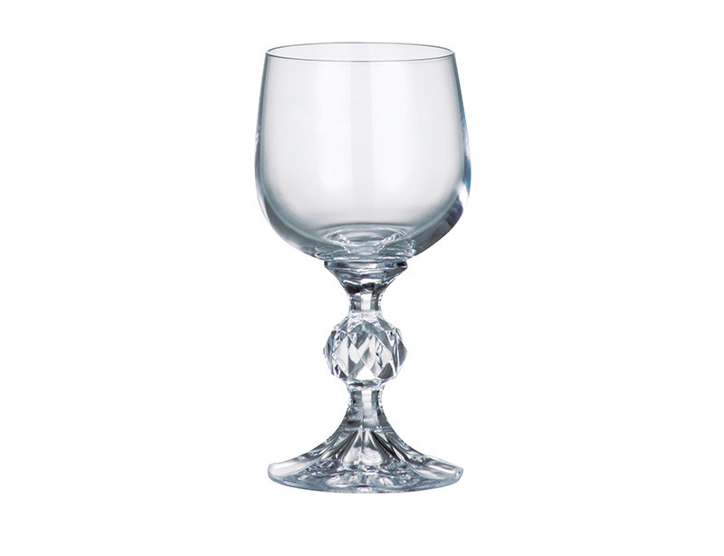 Бокалы для вина Bohemia Claudia 190 мл 6 шт Богемия Клаудия