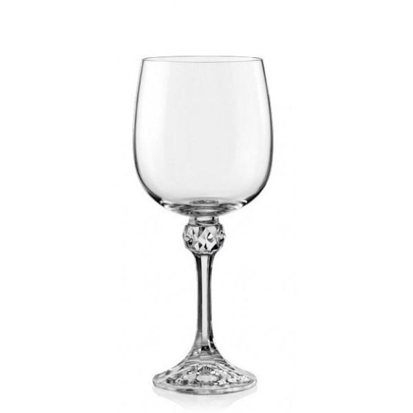 Набір келихів для вина 6 шт 340 мл Julia Bohemia 40428/340