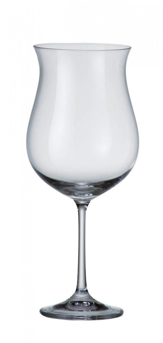 Набор бокалов для вина 640 мл 6 шт Ellen Bohemia 1SD21/00000/640