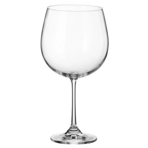 Набор бокалов для вина 670 мл 6 шт Fulica Bohemia 1SF86/00000/670