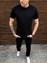 Мужская футболка Peremoga Pobedov (черная)