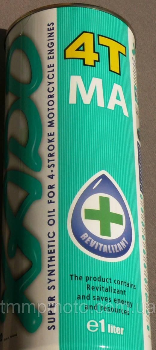 Масло Хадо 4Т полусинтетика