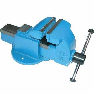 Тиски слесарные, чугунные L=200 мм Force 6540108 F