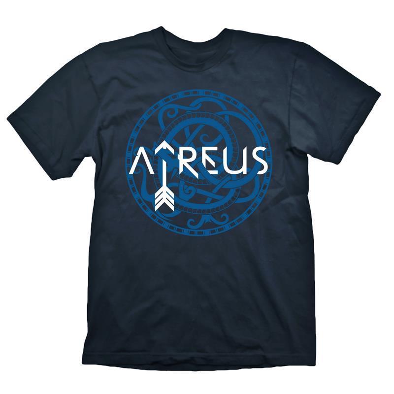 Футболка Gaya God of War Atreus Symbol размер S (GE6242S)