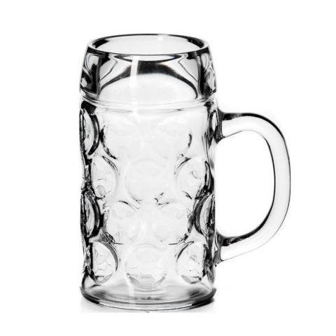Набір бокалів для пива 625 мл 2 шт Pub Pasabahce PS-80219
