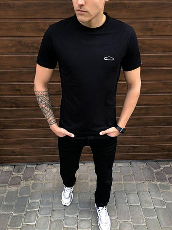 Мужская футболка Peremoga -Bulavka Pobedov (черная), фото 2