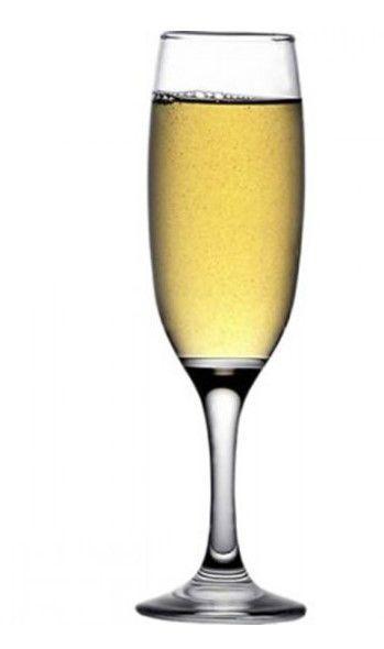 Набор бокалов для шампанского 190 мл 6 шт Misket Lav 31-146-031