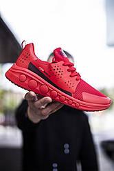 Мужские кроссовки Супо Нью Лайф Pobedov (красные)