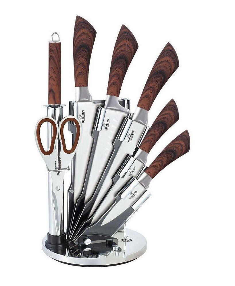 Набор ножей 8 предметов Bohmann BH-5068
