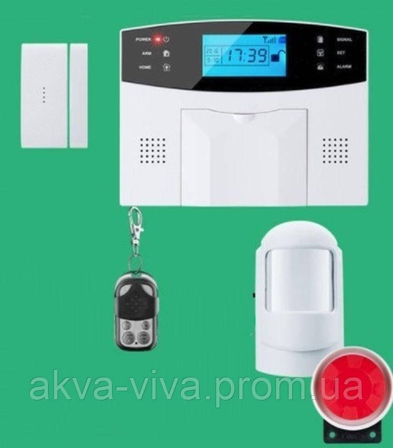 Сигнализация GSM-015 беспроводная Наборы комплектов (С-015т)