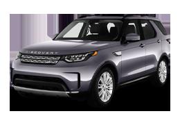 Дефлекторы на боковые стекла (Ветровики) для Land Rover (Лэнд Ровер) Discovery V 2017+