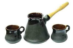 """Набор """"Рио"""" керамика 450/100 мл"""