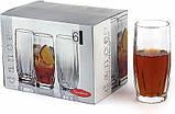 Набор высоких стаканов Pasabahce Dance 6 шт. 42868, фото 2