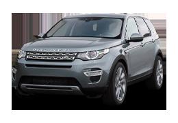 Дефлекторы на боковые стекла (Ветровики) для Land Rover (Лэнд Ровер) Discovery Sport(L550) 14+
